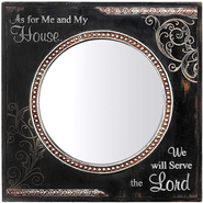As For Me and My House Wall Mirror  -