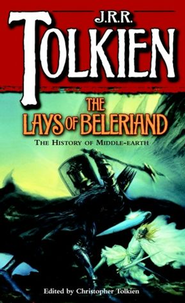 The Lays of Beleriand  -              By: J.R.R. Tolkien