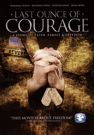 Last Ounce of Courage, DVD   -