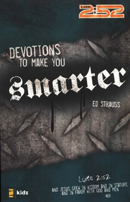Devotions to Make You Smarter - eBook  -     By: Ed Strauss