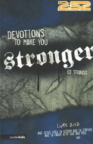 Devotions to Make You Stronger - eBook  -     By: Ed Strauss