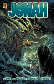 Jonah - PDF Download  [Download] -              By: Art Ayris                   Illustrated By: Danny Bulanadi