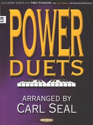Power Duets, Songbook   -