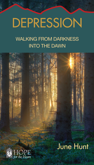 Depression: Emerging from Darkness into the Dawn - eBook   -     By: June Hunt