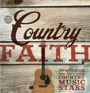 Once-A-Day Country Faith Devotional: 56 Reflections from Today's Leading Country Music Stars - eBook  -     By: Deborah Evans Price