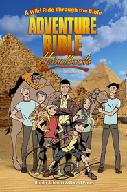 Adventure Bible Handbook: A Wild Ride through the Bible - eBook  -     By: ZonderKidz & Craig Philips((Illustrator)