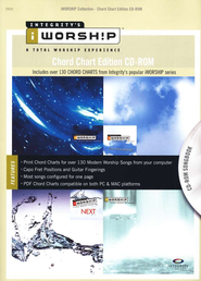Integrity's iWorship Collection Chord Chart Edition on CD-ROM  -