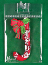 Legend of the Candy Cane Magnet  -