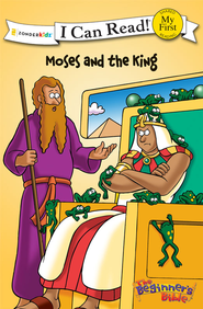 Moses and the King - eBook  -     By: Mission City Press, Inc.     Illustrated By: Kelly Pulley