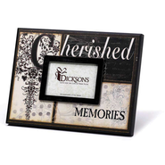 Cherished Memories Photo Frame  -