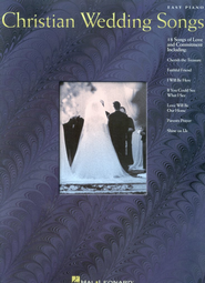 Christian Wedding Songs, Folio   -