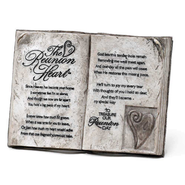 The Reunion Heart Tabletop Plaque  -