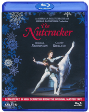The Nutcracker Blu-Ray   -