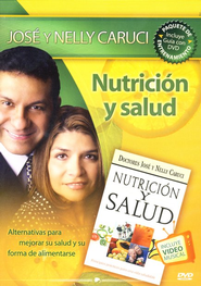 Nutrici&#243n y Salud  (Nutrition and Health), DVD  -     By: Jose Caruci, Nelly Caruci