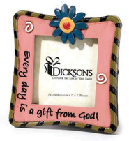 Every Day is a Gift From God Magnet Photo Frame  -