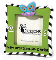 New Creation in Christ Magnet Photo Frame  -