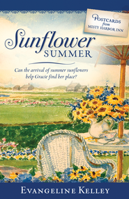 Sunflower Summer - eBook  -     By: Evangeline Kelley