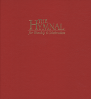 Hymnal for Worship & Celebration-Accompaniment Edition Standard-Red  -