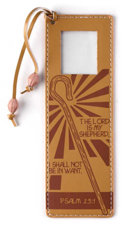 The Lord Is My Shepherd Magnifier Bookmark  -