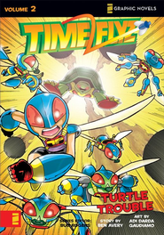 Turtle Trouble - eBook  -     By: N. Averdonz, Bud Rogers, Ben Avery