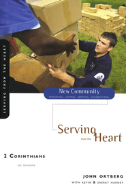 2 Corinthians: Serving from the Heart - eBook  -     By: John Ortberg, Kevin G. Harney, Sherry Harney
