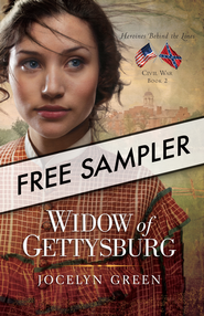 Widow of Gettysburg SAMPLER / New edition - eBook  -     By: Jocelyn Green