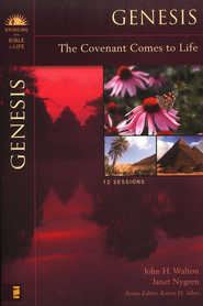 Genesis: The Covenant Comes to Life - eBook  -     By: John Walton, Janet Nygren