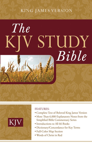 The KJV Study Bible - eBook  -