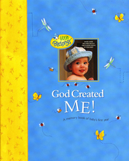 God Created Me!  -              By: Dandi Daley Mackall