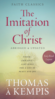 The Imitation of Christ - eBook  -     By: Thomas Kempis