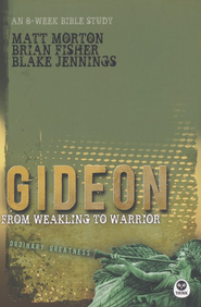 Gideon - eBook  -     By: Matt Morton, Brian Fisher, Blake Jennings