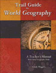 Trail Guide to World Geography   -              By: Cindy Wiggers