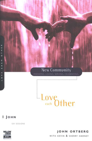 1 John: Love Each Other - eBook  -     By: John Ortberg