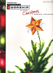 iWorship: A Total Christmas Worship Experience, Songbook   -