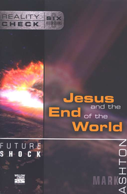 Future Shock: Jesus and the End of the World - eBook  -     By: Mark Ashton