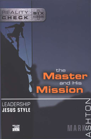 Leadership Jesus Style: The Master and His Mission - eBook  -     By: Mark Ashton