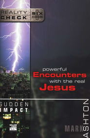 Sudden Impact: Powerful Encounters with the Real Jesus - eBook  -     By: Mark Ashton