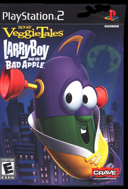 Larry-Boy and the Bad Apple Game: PlayStation 2   -