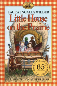Little House on the Prairie, Little House #2   -     By: Laura Ingalls Wilder