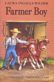 Farmer Boy, Little House on the Prairie Series #3 (Softcover)  -     By: Laura Ingalls Wilder