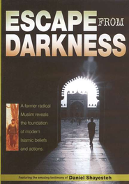 Escape from Darkness, DVD   -     By: Dr. Daniel Shayesteh