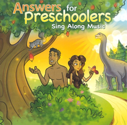 Answers for Preschoolers Sing Along Audio CD   -