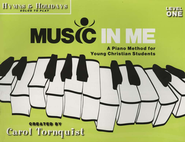 Music In Me: Hymns & Holidays Level 1  -