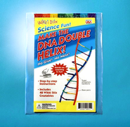 Wikki Stix Science Fun! Make the DNA Double Helix!   -