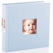 Baby Photo Album, Blue  -