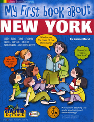 New York My First Book, Grades K-8  -     By: Carole Marsh