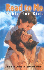 HCSB Read to Me Bible for Kids   -