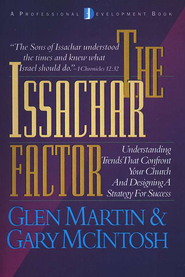 Issachar Factor   -     By: Glen Martin, Gary L. McIntosh