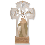 Nativity Cross, Legacy of Love   -     By: Kim Lawrence