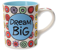 Dream Big Mug  -